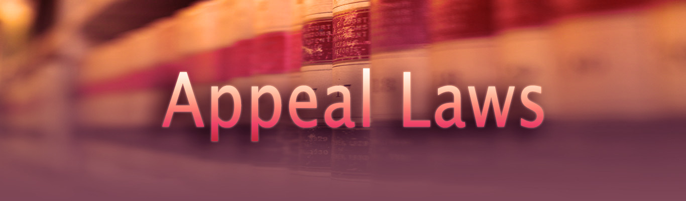 appeal-laws